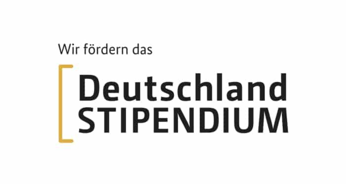 Deutschland Stipendium Logo Förderer