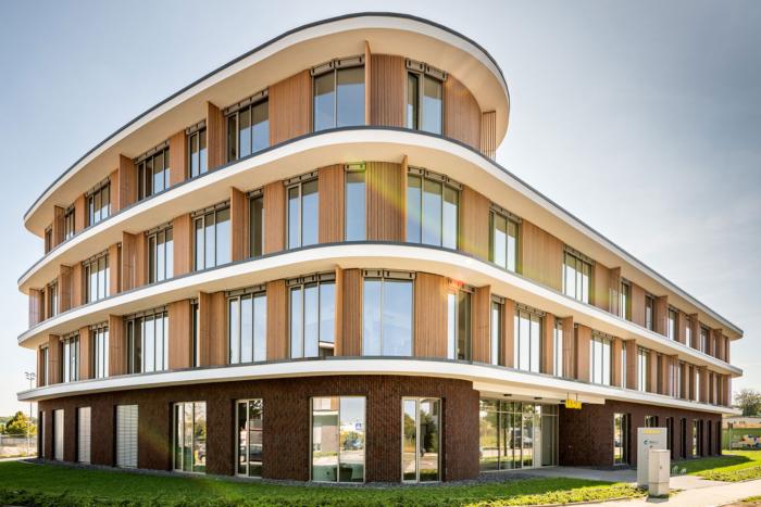 LUXon Hohenbuschei Referenzprojekt von HOFF und Partner