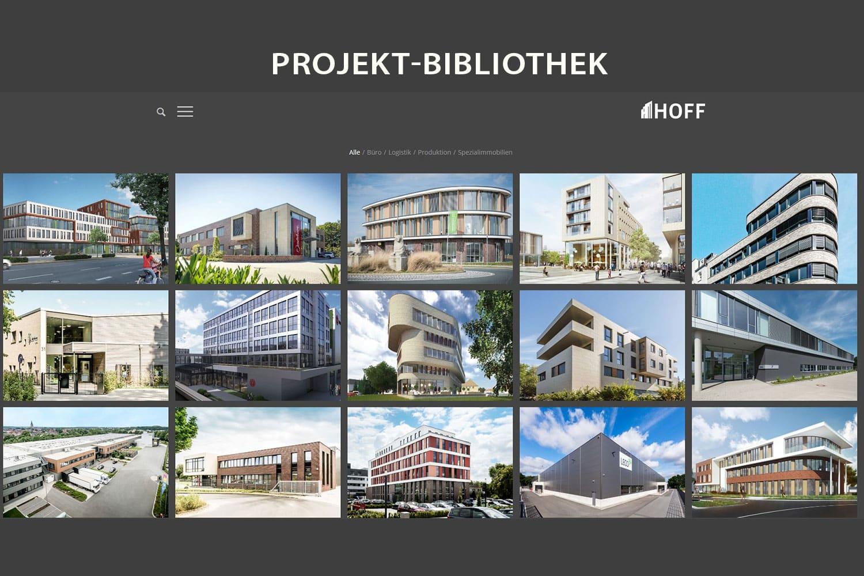 HOFF projektbibliothek