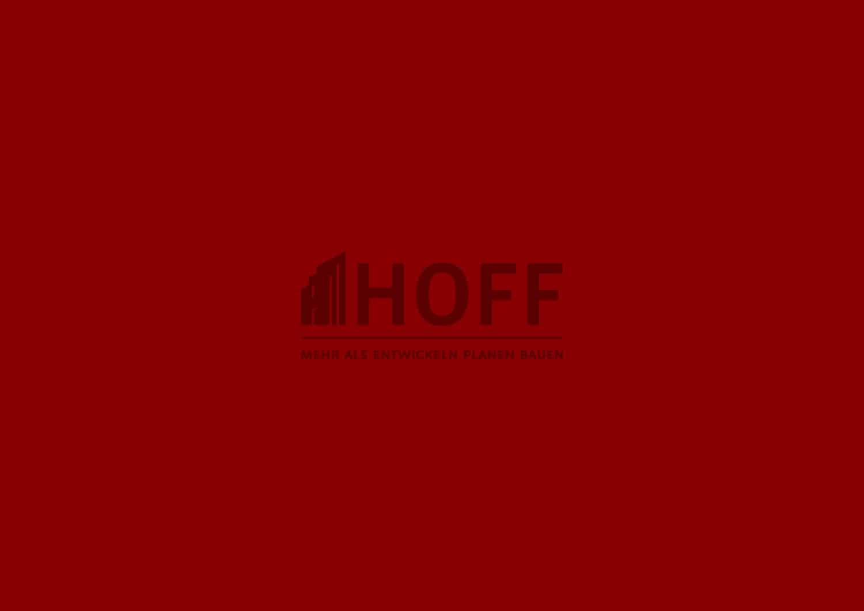 50 JAHRE HOFF_Buchtitel