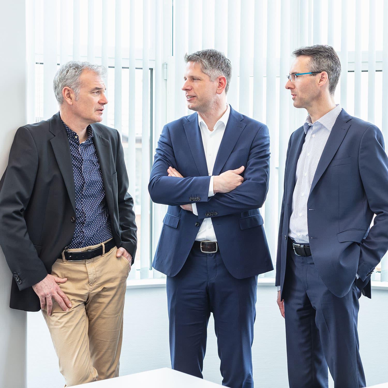 Uwe Lach - Ingo Hoff - Ralf Becker