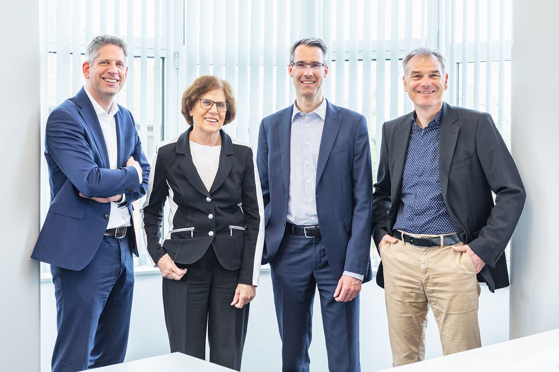 Geschäftsleitung HOFF und Partner