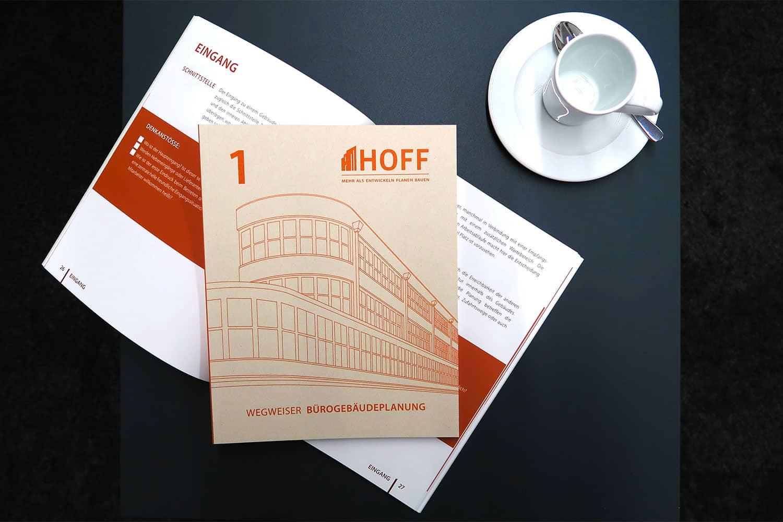 HOFF Wegweiser Bürogebäudeplanung