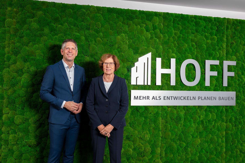 Ingo Hoff und Ilse Hoff Ilse und Johann Hoff-Stiftung