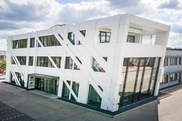 HOFF Saertex Bürogebäude
