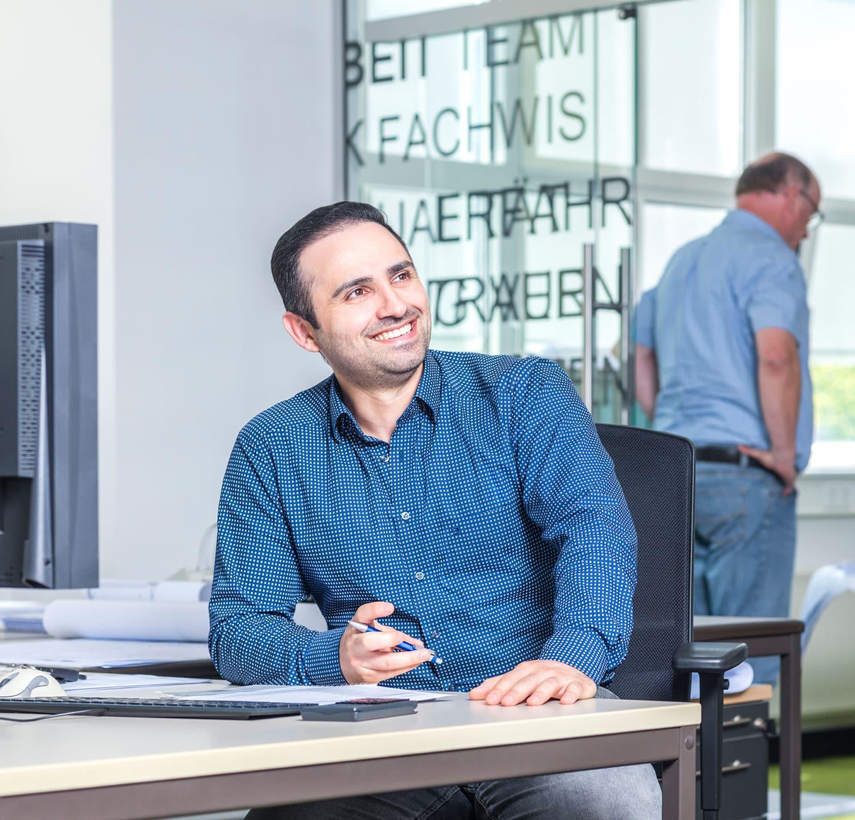 Azam HOFF Energiexperte